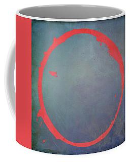 Coffee Mug featuring the digital art Enso 2017-1 by Julie Niemela