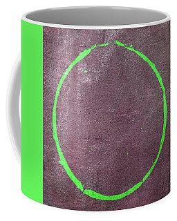 Coffee Mug featuring the digital art Enso 2017-21 by Julie Niemela