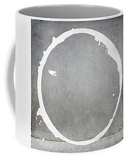 Coffee Mug featuring the digital art Enso 2017-28 by Julie Niemela