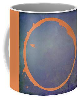 Coffee Mug featuring the digital art Enso 2017-3 by Julie Niemela