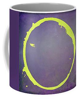 Coffee Mug featuring the digital art Enso 2017-5 by Julie Niemela