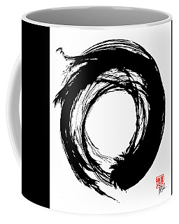 Enso / Zen Circle 15 Coffee Mug