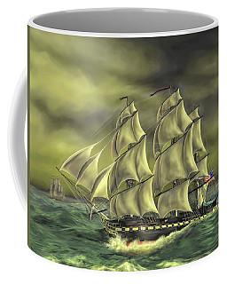 Ensuring Liberty Coffee Mug by Dave Luebbert