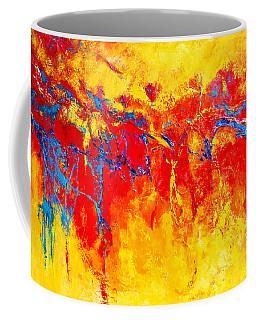 Entangled No. 2 A Reflection Of Life Coffee Mug