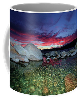 Enter A Tahoe Dream Coffee Mug