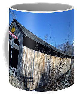 Enter Here Coffee Mug