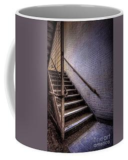 Enter The Darkness Coffee Mug