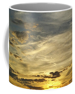 Coffee Mug featuring the photograph Enter The Evening by Robert Knight