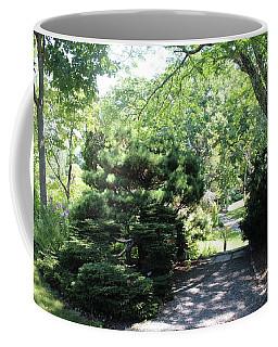 Enter The Garden Coffee Mug