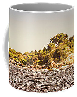 Entrance Island Lighthouse, Hells Gates Coffee Mug