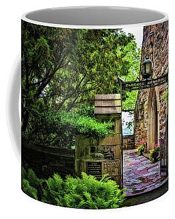 Entrance To Garrett Chapel Coffee Mug
