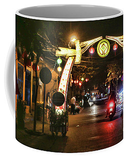 Entrance To Hoi An I Coffee Mug by Chuck Kuhn