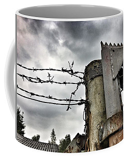 Entrance To The Old Ammunition Depot Of The Belgian Army Coffee Mug