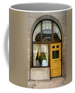 Entry Geometrics Coffee Mug