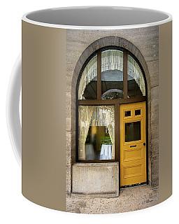 Entry Geometrics Coffee Mug