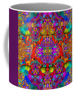 Coffee Mug featuring the digital art Environmental Protection-  by Robert Orinski