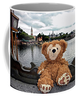 Epcot Bear Mp Coffee Mug
