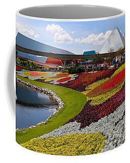 Epcot Gardens Coffee Mug