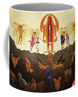 Epic - In The Valley Of Megiddo Coffee Mug