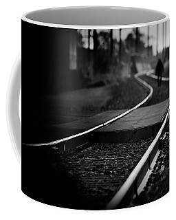 Epic Journey Of The Unknown Man Coffee Mug