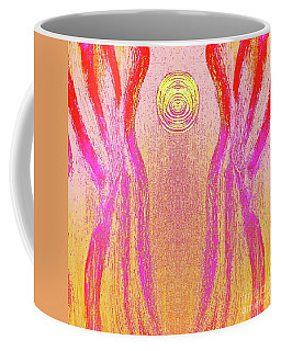 Equipoise Coffee Mug by Rachel Hannah