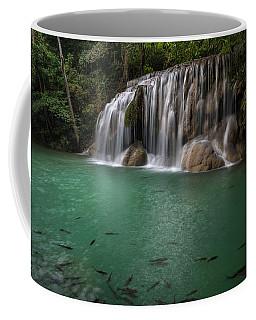 Erawan Falls 2nd Falls 2 Coffee Mug