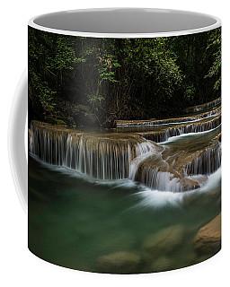 Erawan Falls Coffee Mug