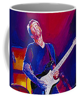 Eric Clapton - Crossroads Coffee Mug