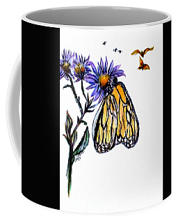 Erika's Butterfly One Coffee Mug