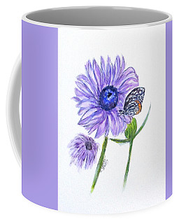 Erika's Butterfly Three Coffee Mug