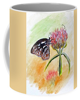 Erika's Butterfly Two Coffee Mug