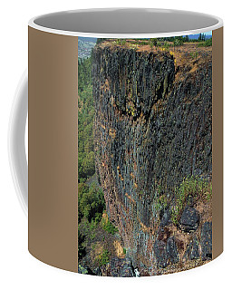 Erosion Of Flow Coffee Mug