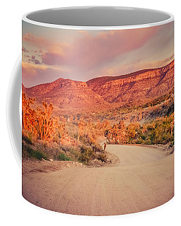 Eruptions On The Sun Coffee Mug