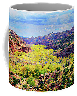 Escalante Canyon Coffee Mug
