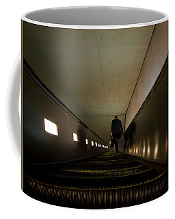 Escalation Coffee Mug