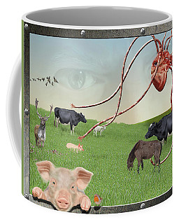 Escape From Eden Coffee Mug