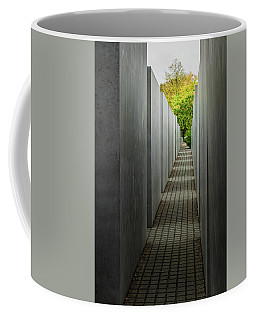 Coffee Mug featuring the photograph Escape From Oppression by Geoff Smith