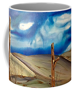 Escape Coffee Mug by Pat Purdy