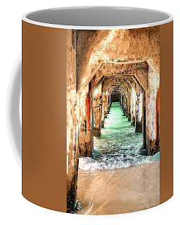 Escape To Atlantis Coffee Mug