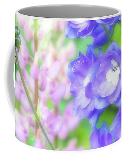 Coffee Mug featuring the photograph Escape To The Garden by Bonnie Bruno