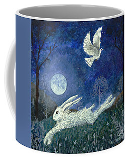 Escape With A Blessing Coffee Mug