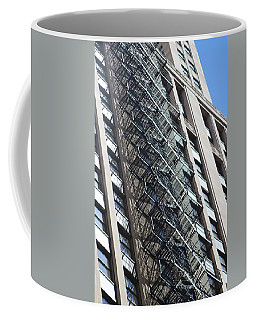 Escaping A Chicago Brownstone Coffee Mug