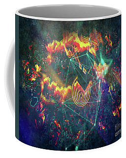Escaping The Vortex Coffee Mug