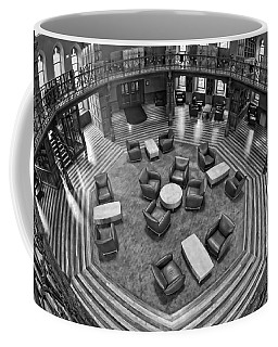 Escher's Study Coffee Mug