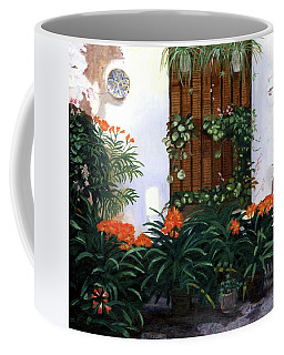 Coffee Mug featuring the painting Espana by Lynne Reichhart