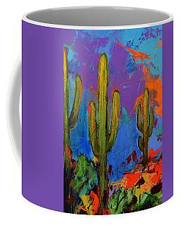 Essai Sa Coffee Mug by Elise Palmigiani