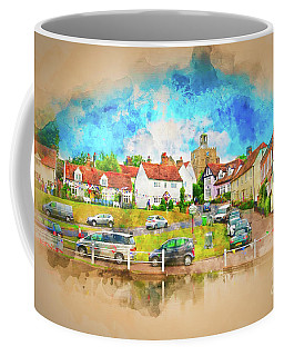 Essex Finchingfield Uk Coffee Mug by Jack Torcello