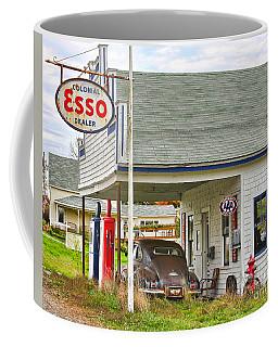 Esso Gas Staion Coffee Mug