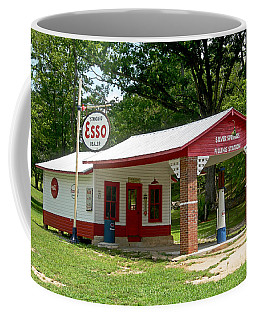 Esso Station Coffee Mug