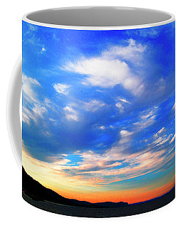 Estuary Skyscape Coffee Mug